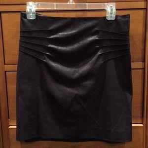 Catherine Malandrino Black Mini skirt, size 6